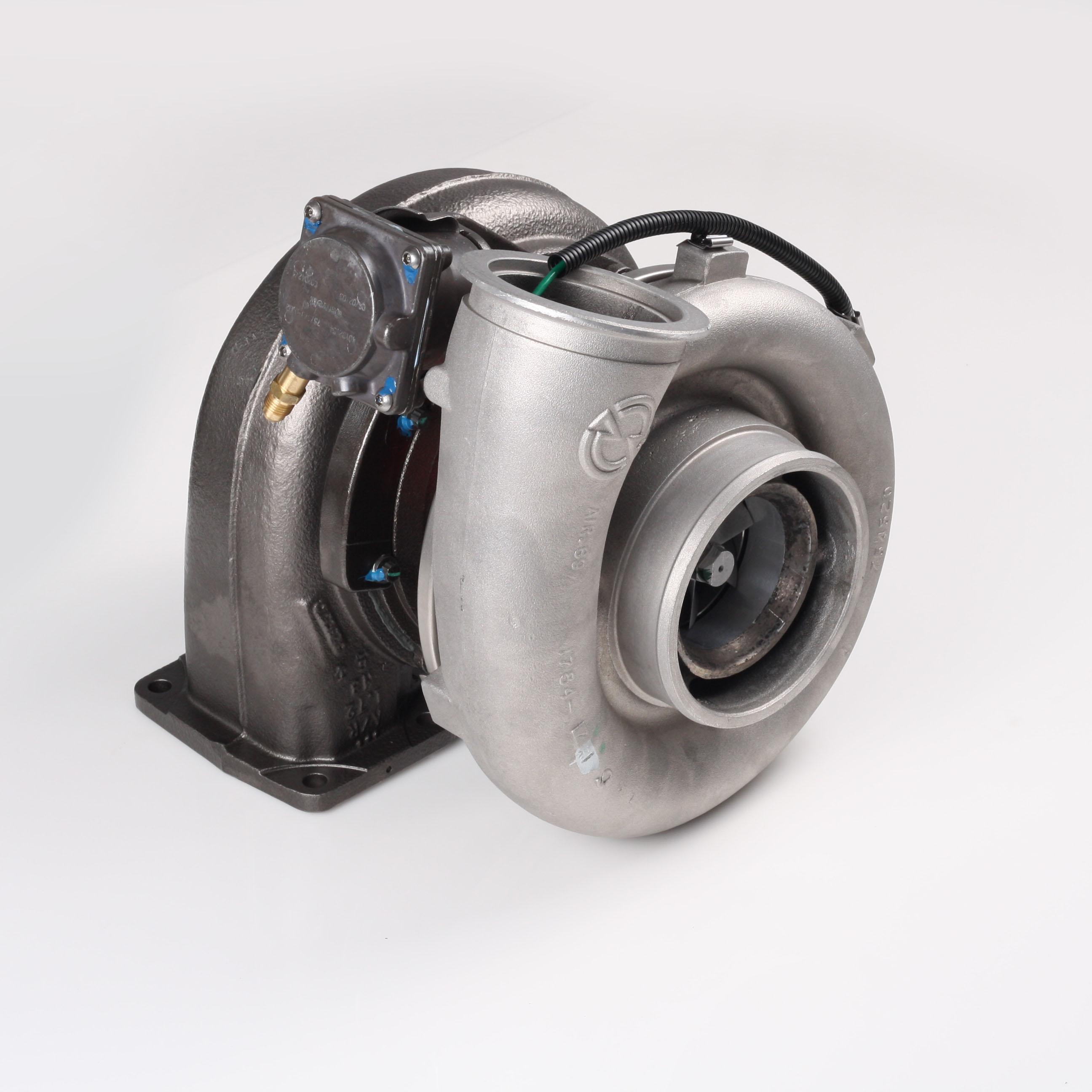 Detroit Diesel Series 60 Turbocharger 758204-9006