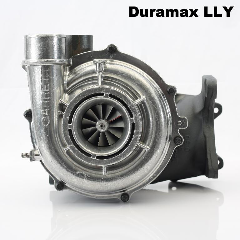 6 6l Duramax Lly Turbocharger 2004 5