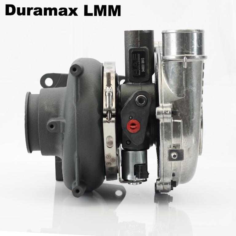 GM Duramax 6 6L LMM Turbocharger (2007-2010)