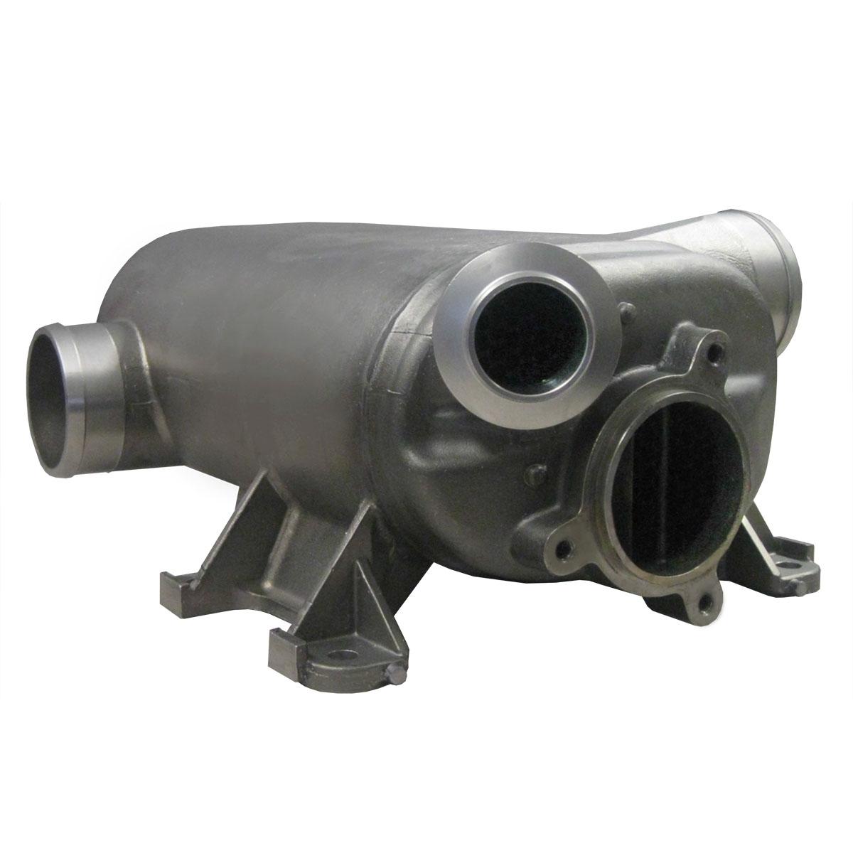 Detroit Diesel Series 60 >> Detroit Diesel Series 60 Egr Cooler 23538835