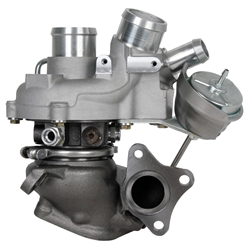 Ford EcoBoost 3.5L Turbocharger Right Side (2010-2012) ecoboost, 3.5l, 3.5, ford, ford turbo, ecoboost turbo, kocg, right side, 179205, FORD BL3E 96438 UA, 2010, 2011, 2012, S1000104N, ford f-150, f-150, turbocharger