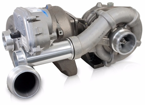 Ford 6.4L PowerStroke Turbocharger High Side 2007.5, 2008, 2009, 2010, 6-4, powerstroke, turbocharger, high-side, 1848303C2, 176466, 6.4l powerstroke turbo