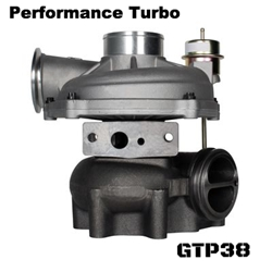 Ford 7.3L Powerstroke Stage 1 Performance Turbo (1999.5-2003) new, performance, turbo, turbocharger, performance turbo, 7.3 turbo, 7.3l turbo, 7.3 performance turbo, gtp38 hi flow