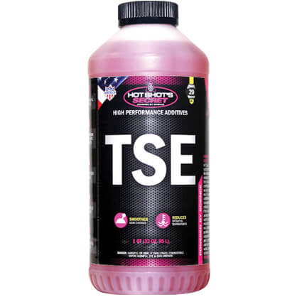 TSE - Transmission Stiction Eliminator (32oz) diesel, transmission, stiction, eliminator, treatment, stabilizer, nano, lubricant, TSE, additive, hot, shot, secret, diesel extreme, fuel treatment, diesel fuel,Hot Shots Secret