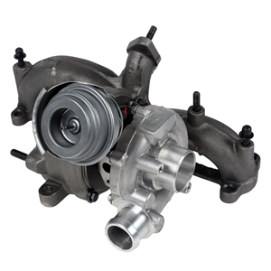 Volkswagen 1.9L TDI Turbocharger (1999-2003) 2003, 2002, 2001, 2000, 1999, Volkswagen, beetle, turbocharger, tubo, 1.9 turbo, 1.9l turbo, ALH, TDI, golf turbo, jetta turbo, beetle turbo, 03G253014R , 713672-5006, A1170101N