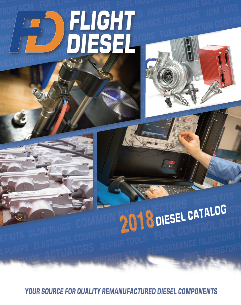 Flight Diesel Product Catalog 2018