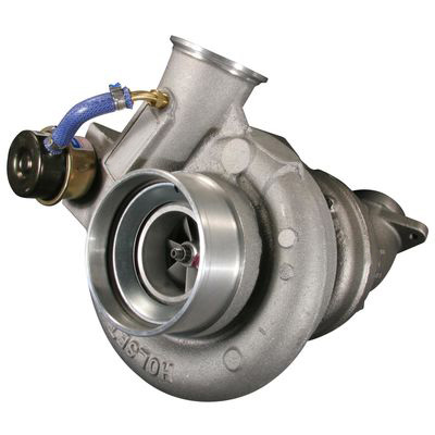 Dodge 5.9L Cummins HX35W Turbocharger (1999-2002) R3592767, 3592766, 5.9L turbo, 5.9L turbocharger, HOLSET, HX35W, 5.9 turbo, cummins turbo, 1350133, 8350108