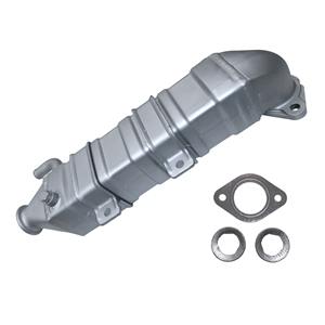 Dodge 6.7L Cummins EGR Cooler 2007-2009 (68026996AA) egr, cooler, oil, oil cooler, egr cooler, kit, includes gaskets, dodge, cummins, 6.7l, 6.7, 2009, 2008, 2007, OEM, Part, Numbers, 68026996AA