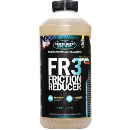 FR3 Friction Reducer (32oz) diesel, friction, reducer, oil, treatment, additive, hot, shot, secret, diesel extreme, fuel treatment, diesel fuel,Hot Shots Secret
