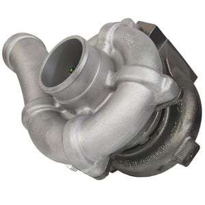 Ford 6.4L Power Stroke Turbocharger Low Pressure Side (08-10) 2007.5, 2008, 2009, 2010, 6-4, powerstroke, turbocharger, low-side, high side, 1848301C1, 177100, 6.4l powerstroke turbo