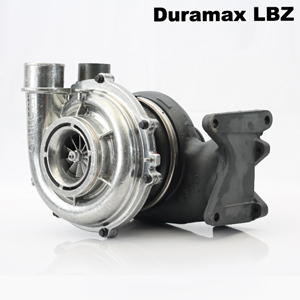 2006-2007 GM GMC Chevrolet 6.6L Duramax Turbocharger