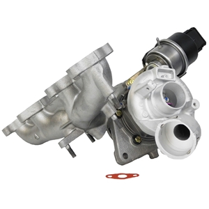 Volkswagen 1.9L TDI Turbocharger (2005-2006) 2005, 2006, Volkswagen, beetle, turbocharger, tubo, 1.9 turbo, 1.9l turbo, BRM, TDI, golf turbo, jetta turbo, beetle turbo, 038253014Q, 54399880031, K8390131R