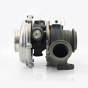 Ford 6.0L Powerstroke Turbocharger (2005.5-2007) 6.0 turbo, 6.0L turbo, turbocharger, powerstroke turbo, garrett turbo, new turbocharger, ford turbo, turbocharger